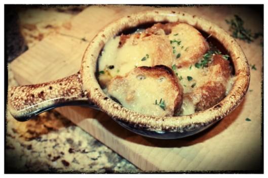 French Onion Soup Finished kitchenpants