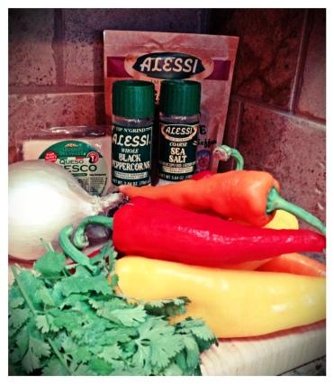 Pepper Ingredients